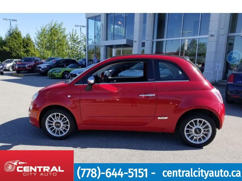 Fiat 500C 2014 price $11,995