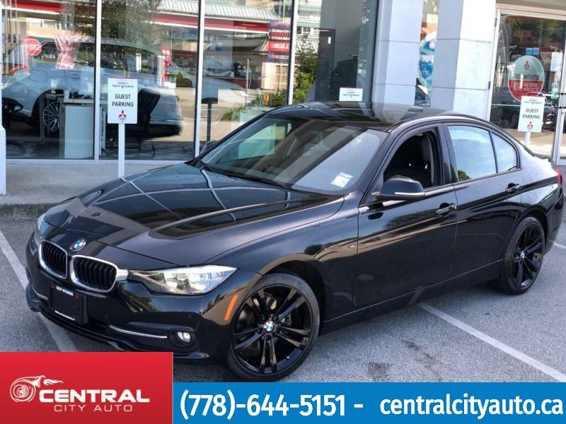 BMW 3 Series 2016 price $23,995