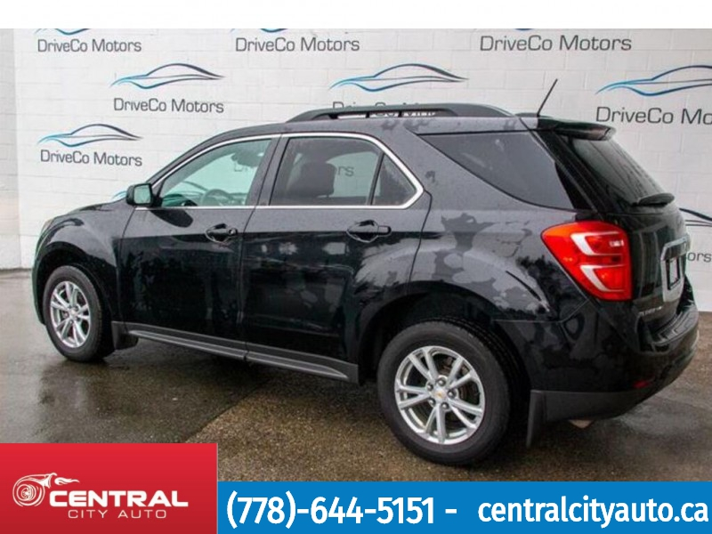 Chevrolet Equinox 2017 price $20,987