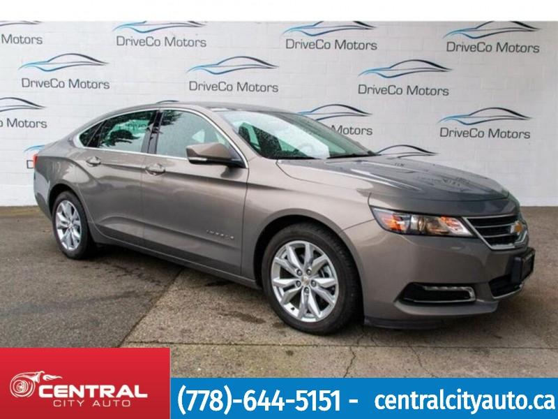 Chevrolet Impala 2018 price $18,888