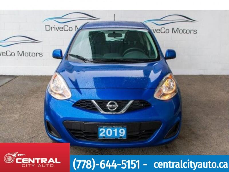 Nissan Micra 2019 price $17,288