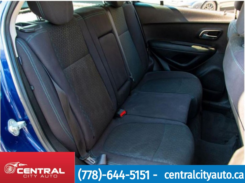 Chevrolet Trax 2015 price $11,588