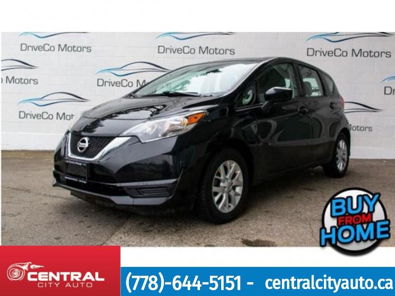 Nissan Versa Note 2018 price $12,875