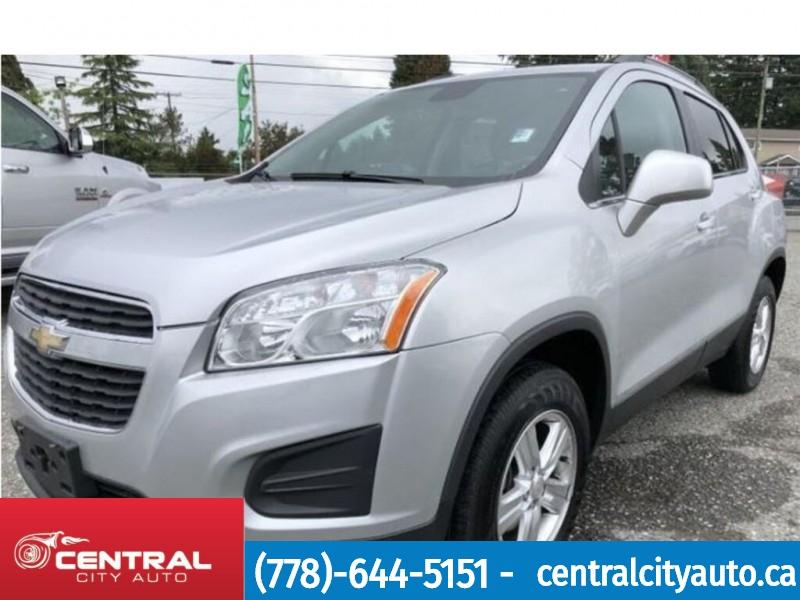 Chevrolet Trax 2014 price $12,888