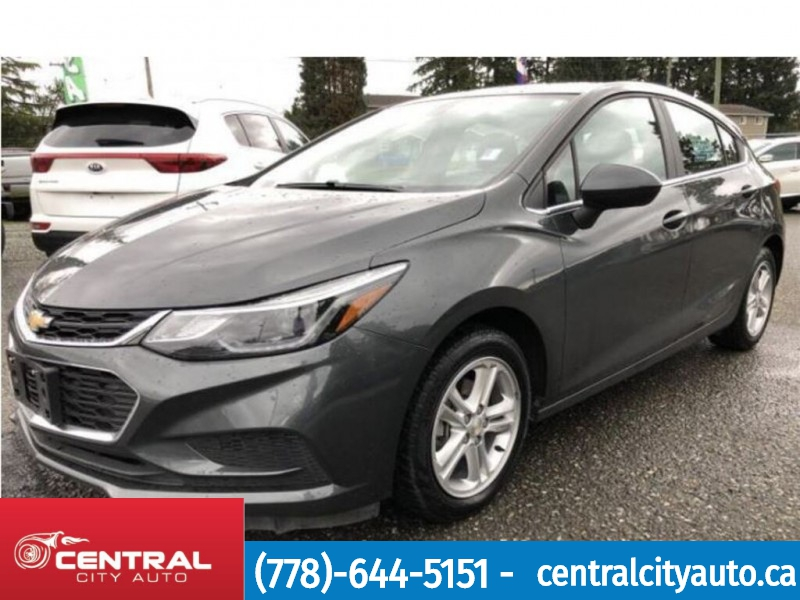 Chevrolet Cruze 2017 price $13,334