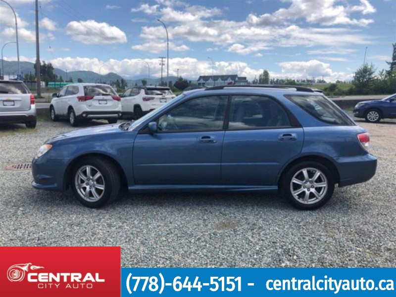 Subaru Impreza 2007 price $6,995