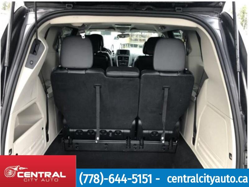 Dodge Grand Caravan 2018 price $21,988