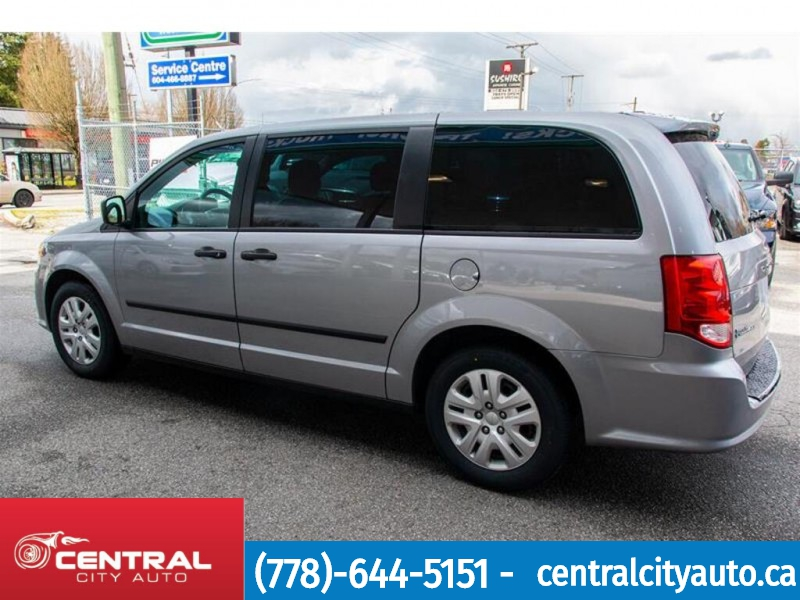 Dodge Grand Caravan 2017 price $18,999