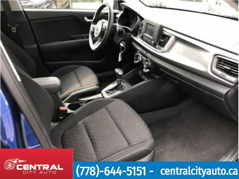 Kia Rio 5-door 2019 price $15,488