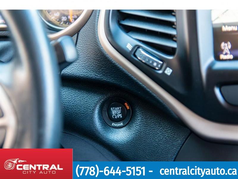 Jeep Cherokee 2016 price $20,999