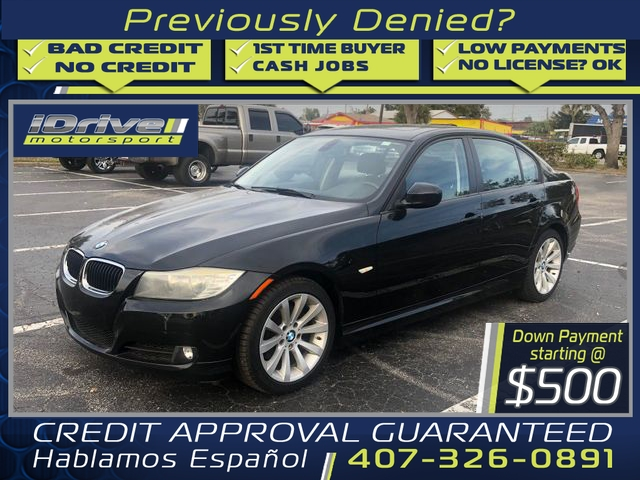 BMW 3 Series 2011 price $9,488
