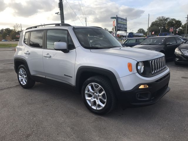 Jeep Renegade 2015 price $12,788