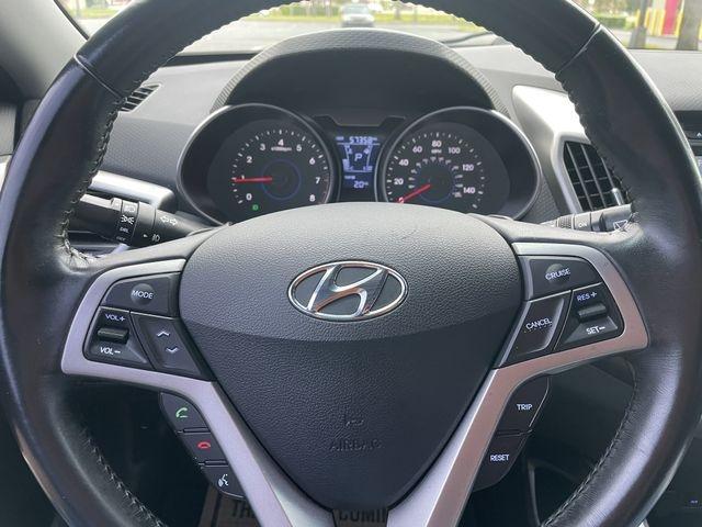 Hyundai Veloster 2015 price $11,488