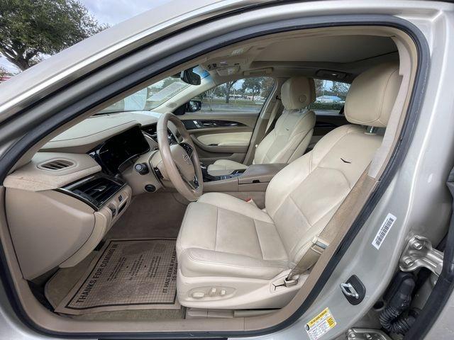 Cadillac CTS 2014 price $15,688