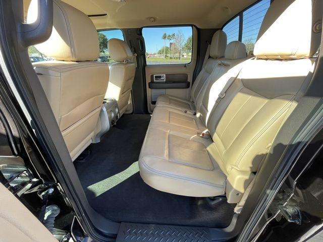 Ford F150 SuperCrew Cab 2013 price $17,388