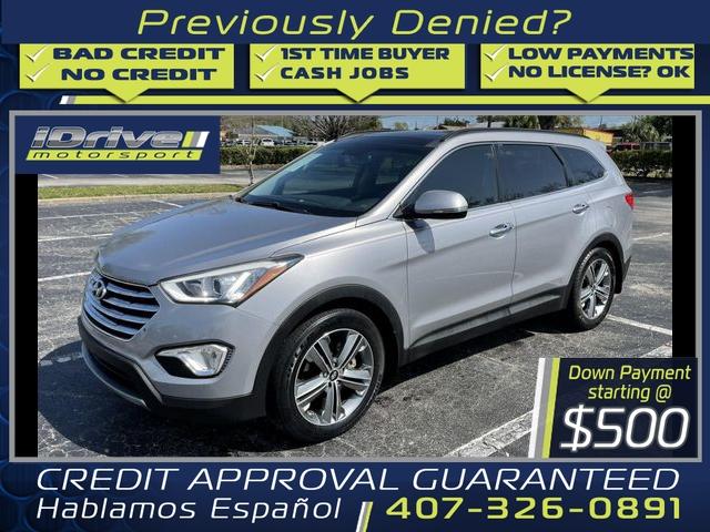 Hyundai Santa Fe 2016 price $17,888