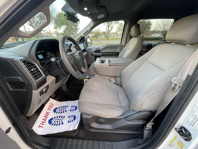 Ford F150 SuperCrew Cab 2016 price $21,888