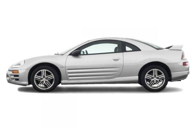 Mitsubishi Eclipse 2000 price $2,988