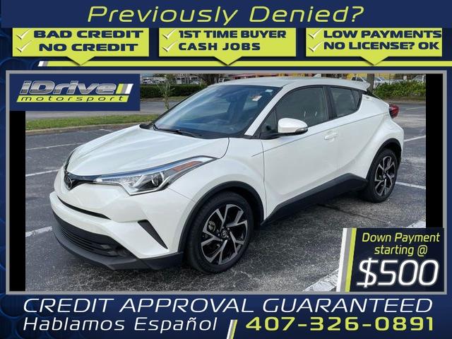 Toyota C-HR 2018 price $18,888