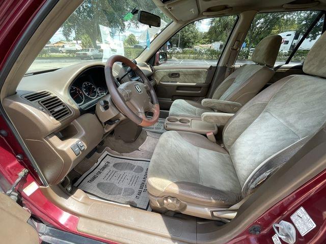 Honda CR-V 2002 price $3,888