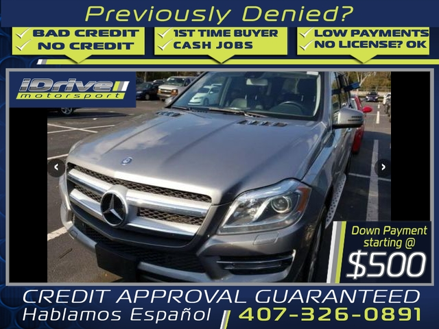 Mercedes-Benz GL-Class 2014 price $19,888