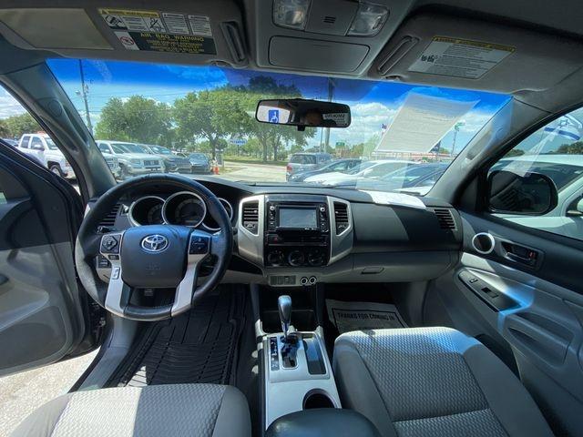 Toyota Tacoma Double Cab 2014 price $21,888