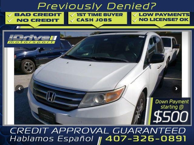 Honda Odyssey 2012 price $9,888