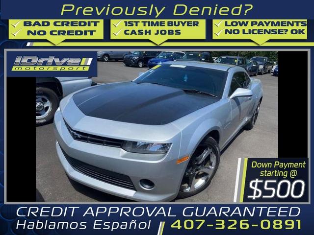 Chevrolet Camaro 2014 price $14,888