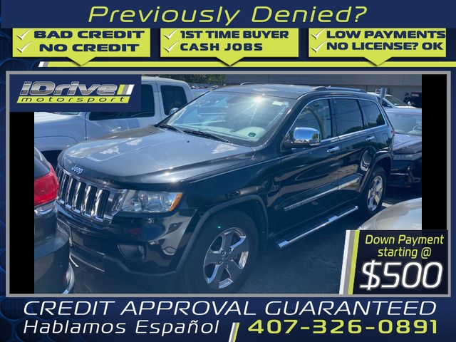 Jeep Grand Cherokee 2011 price $13,888
