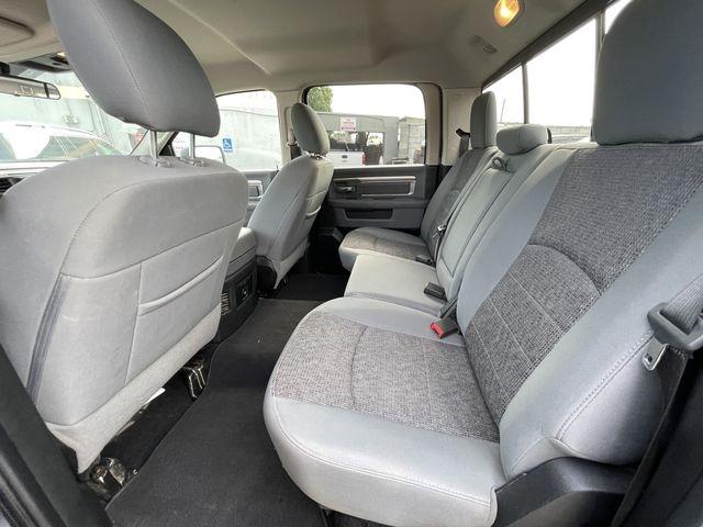 Ram 1500 Crew Cab 2017 price $22,888