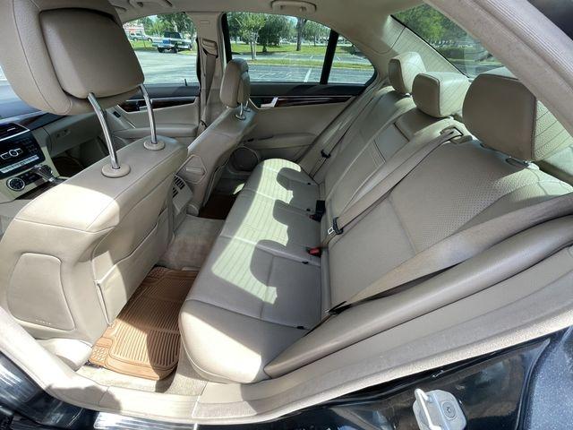Mercedes-Benz C-Class 2012 price $9,888