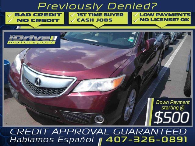 Acura RDX 2013 price $11,888