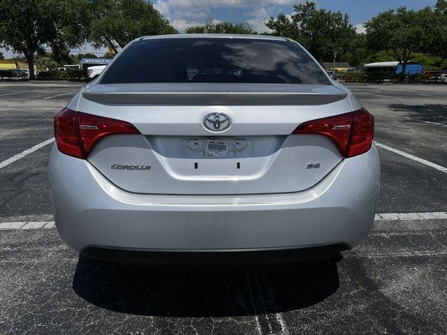 Toyota Corolla 2018 price $16,788