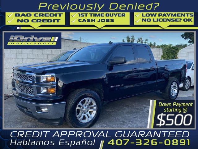 Chevrolet Silverado 1500 Double Cab 2014 price $20,888