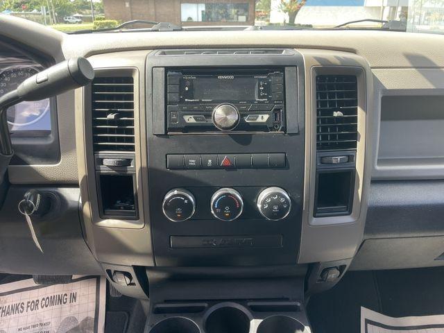 Ram 1500 Quad Cab 2012 price $11,888