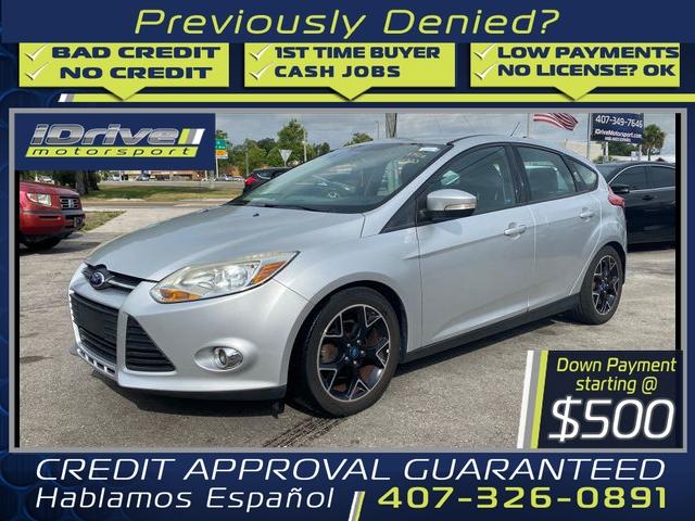 Ford Focus 2013 price $8,488