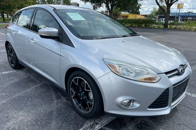 Ford Focus 2013 price $8,288