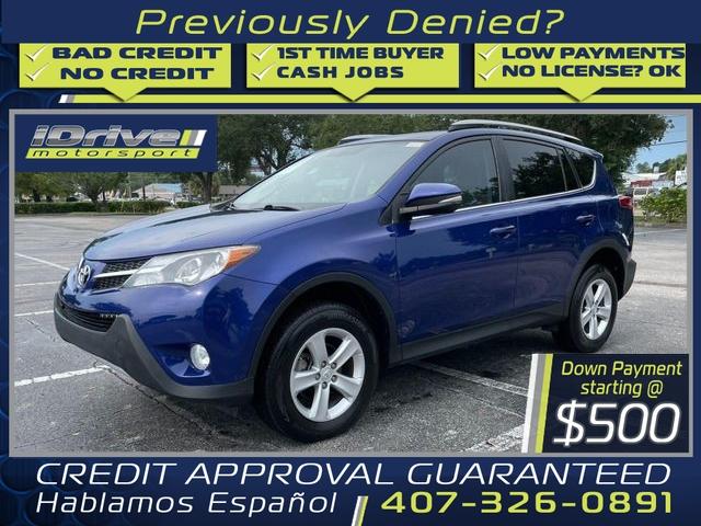 Toyota RAV4 2014 price $17,188