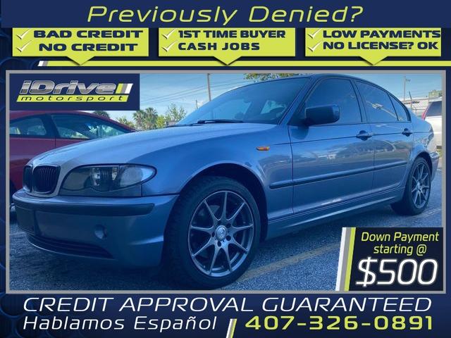 BMW 3 Series 2005 price $5,888