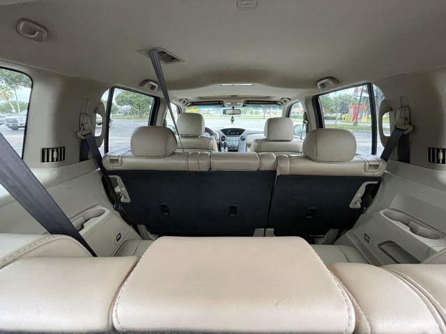 Honda Pilot 2011 price $10,888