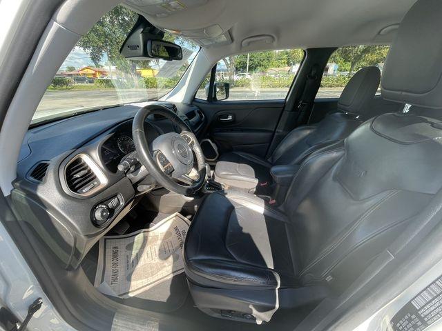 Jeep Renegade 2017 price $17,888