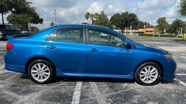Toyota Corolla 2009 price $8,788