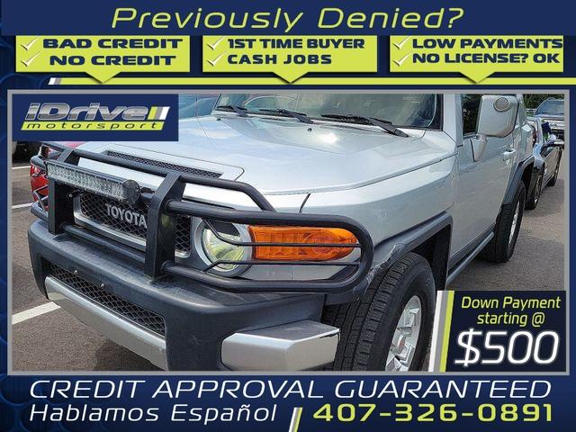 Toyota FJ Cruiser 2007 price $18,888