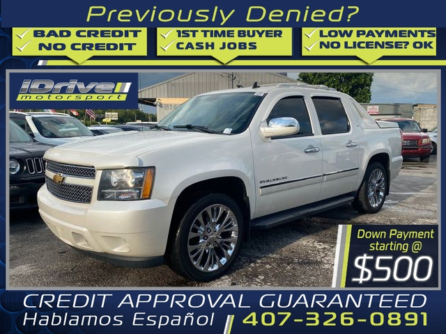 Chevrolet Avalanche 2012 price $19,888