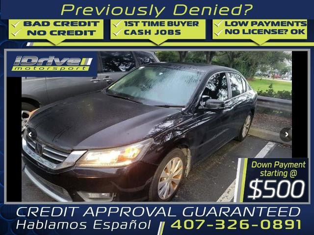 Honda Accord 2015 price $12,888