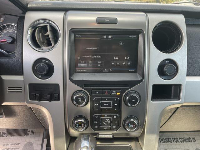 Ford F150 SuperCrew Cab 2014 price $22,888