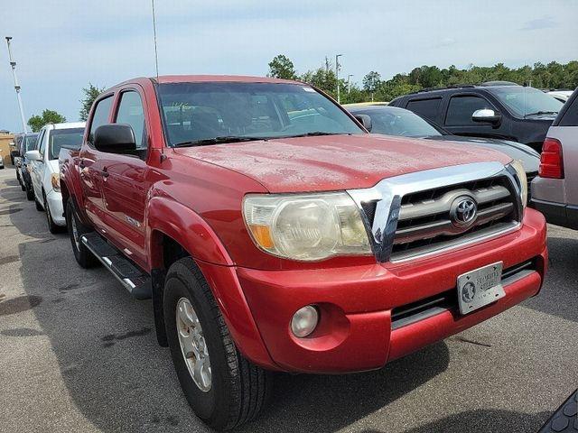 Toyota Tacoma Double Cab 2010 price $15,488