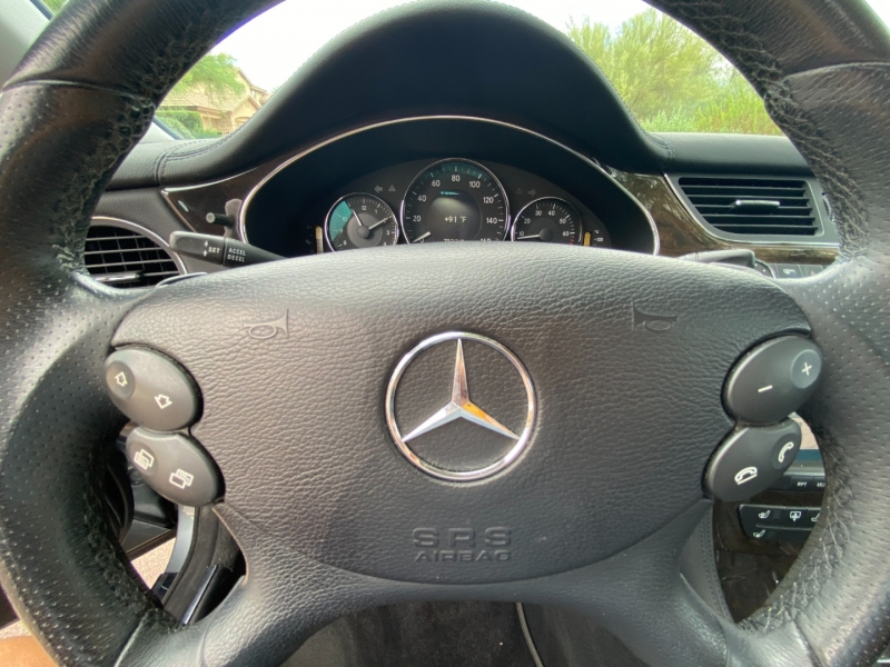 Mercedes-Benz CLS-Class 2008 price $16,399
