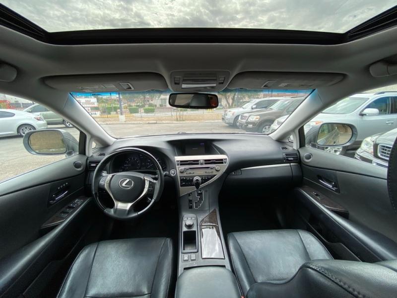 Lexus RX 350 2013 price $19,950