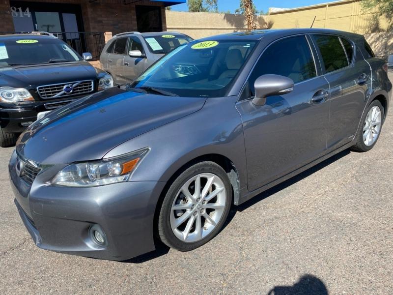 Lexus CT 200h 2013 price $15,900